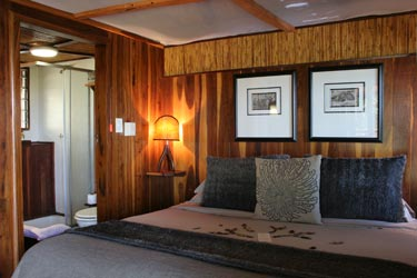Beautifully appointed en-suite chalets
