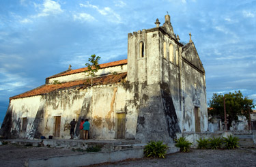 Catholic Cathedral on Ibo Island, Mozambique