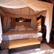 Comfortable en-suite bedrooms